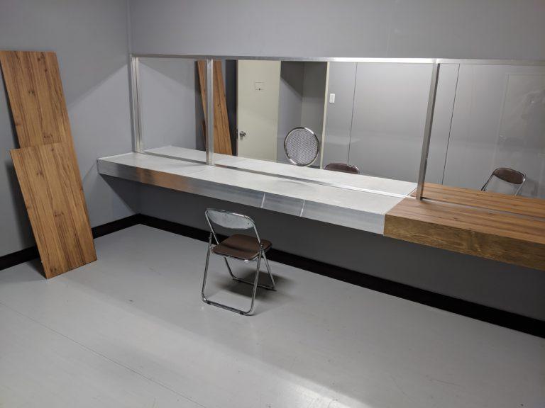 Bスタジオ・接見室