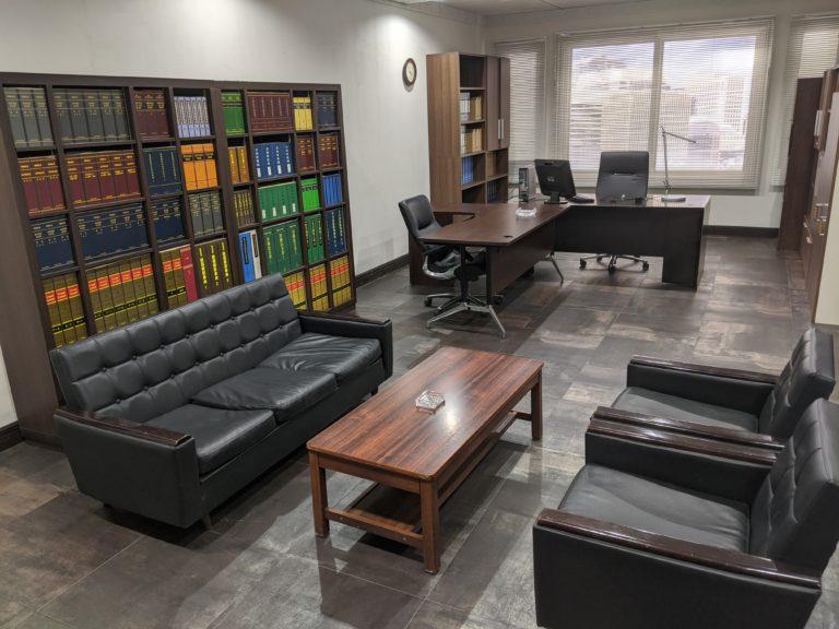 弁護士部屋